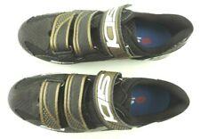 SiDI Women's Mountain Bike Cycling Shoes Size US 6 EU 37 Black & Gold