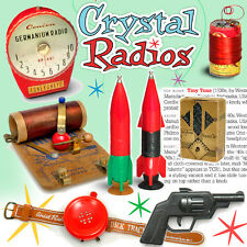 TOY CRYSTAL RADIOS VOLUME TWO classic radios in full-color book