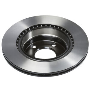 Disc Brake Rotor Rear Wagner BD126524E