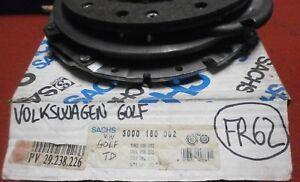 KIT frizione  VOLKSWAGEN GOLF 2 GTD originale Sachs 3000160002