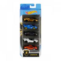 Lamborghini Pack 5 Hot Wheels 2020 Mattel Nuevo