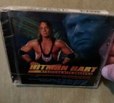 HITMAN HART WRESTLING WITH SHADOWS 98 MOVIE Soundtrack V/A CD WWF SEALED NEW!!