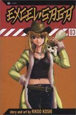 Excel Saga, Volume 3 Koshi, Rikdo Paperback