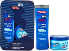 VO5 Extreme Style Rework Gift Set - 250ml Shampoo + 150ml Rework Putty