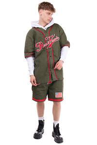 RRP €2735 READYMADE Canvas Baseball Shirt Jacket Size 3 / L HANDMADE in Japan