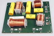3Wege Frequenzweiche Tr.1 / 6 Khz 400W mit Hochtonschutz Weiche 165x130x30 mm