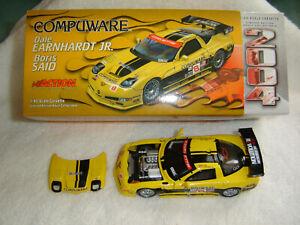 #8 Compuware Dale Earnhardt Jr Boris Said 2004 C5R Corvette 1/43 Action 1/600