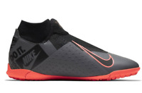 NIKE Phantom Vision Academy DF Mens Astro Turf Trainers Grey SizeUK9.5 *RefCRS44