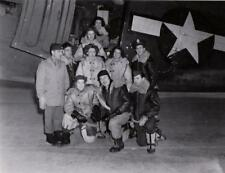 World War II Photo Album USO WWII Manitoba Canada Arctic Kay Francis Women