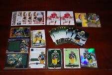 (30) DAVANTE ADAMS 2014 CROWN ROYALE PATCH #44/49 TOPPS CHROME RC LOT PACKERS !