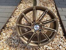 18 Zoll Motec MCT11 bronce Komplettradsatz für BMW 3er Allrad