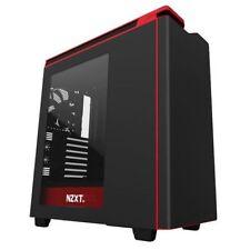 Case ATX mini NZXT in acciaio per prodotti informatici