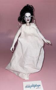 1998 Hasbro Universal Studios The Bride Of Frankenstein Figure Doll Incomplete