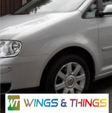 VW TOURAN 03-06 PASSENGER WING N/S LA7X BAMBUS GREY