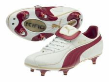Puma King XL  Pro SG Soft Ground Football Boots Mens  White  SIZE UK 7 rep £160
