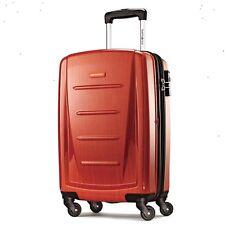 "NEW - Samsonite Winfield 2 Fashion 20"" Spinner -Orange"