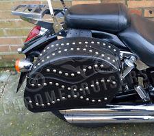 Sacoche noirs pour motocyclette
