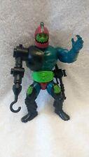 Vintage Mattel He Man MOTU Trap Jaw Action Figure