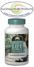 Source Naturals Women's Life Force Multiple - 90 tablets - Rejuvenating Energy