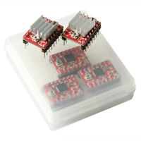 5pcs StepStick A4988 Stepper Driver with heatsink,Reprap,Prusa,Mendel,3D printer