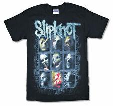 Slipknot Clown's Blood Black T Shirt New Official Band Merch