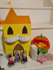 Peppa Pig once upon a time Princess Castle house Pumpkin Carriage figures