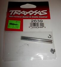 Traxxas Suspension Pins 48mm (2) with E-Clips #2639 NIP