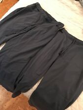 (2) Pair greys anatomy scrub pants medium grey