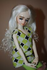 """DollZone I'm Here BJD Girl Doll 16"""" Shenzhen Red Society Toy Co. Original Box"""