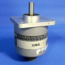 """BEI 5VDC 3/8"""" SHAFT DIA. ENCODER, H25D-SS-125-ABZ-7406R-LED-EM16"""
