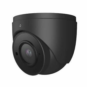 Oyn-X 6MP PoE Network Turret CCTV Camera, VF 2.8-12mm, Built in Mic, Grey