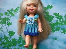 shelly kelly barbie tommy Puppenkleider  Puppenstube Handarbeit Unikat Nr. 00211