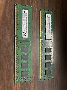 8GB (4GB X 2) DDR3 PC3-12800 1600MHz Memory