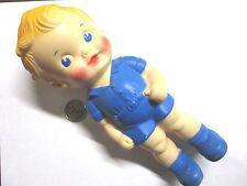 Vintage 1950s Ruth Newton Sun Rubber Co. 8 Inch Vinyl Boy Squeak Doll