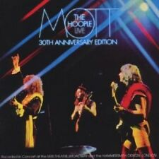 "MOTT THE HOOPLE ""MOTT THE HOOPLE LIVE"" 2 CD NEW+"