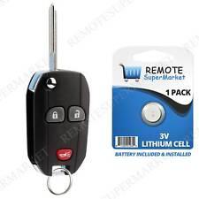 Remote For 2007 2008 2009 Pontiac Torrent Keyless Entry Car Flip Key Fob 420