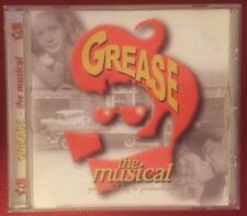 Grease The Musical CD - 1999