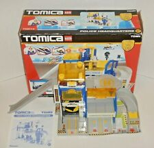 Tomica Hypercity Police Headquarters 70574 Rescue w/ Elevator Set Playset