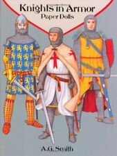 Knights in Armor Paper Dolls (Dover Paper . by Smith, A. G. Other printed item