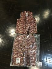 Nwt J Crew Top And Skirt Size 4