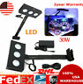 30W Touch Control Full Spectrum Marine Reef Fish Tank LED Light Nano Coral Grow