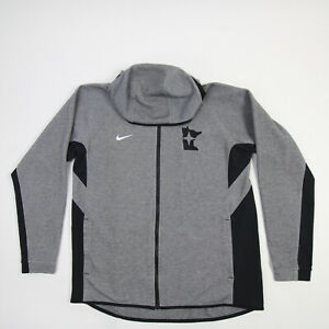 Minnesota Timberwolves Nike Dri-Fit Jacket Men's Gray/Black New with Defect