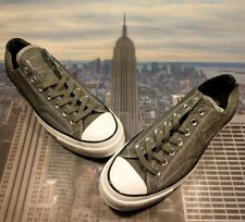 Converse Gray Converse Chuck Taylor All Star Athletic Shoes