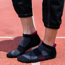 Low Cut No Show Ankle Cotton Athletic Cushion Sport Running Socks