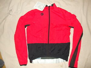 NEW - Pactimo Divide Lightweight Wind Jacket, Red, Women (XS, M, L)