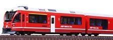 NEW Kato 10-1318 Rhatische Bahn Bernina Express Basic 5-Car Set N Scale