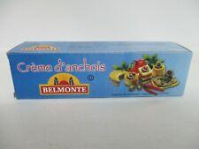Sardellencreme Sardellen Paste 100 g Tube von Belmonte Anchovy Anchois