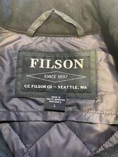 Filson large coat