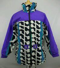 Vintage OP Ocean Pacific Womens Winter Full Zip Jacket Size Medium M