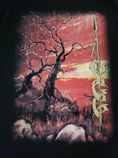 YGG SHIRT MEDIUM BLACK METAL DRUDKH NOKTURNAL MORTUM